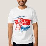Vintage Penny's Supermarket Illustration MN Tee Shirt