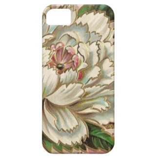 Vintage Peony Flower iPhone 5 Cover