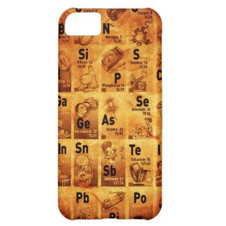 Vintage Periodic Table Case