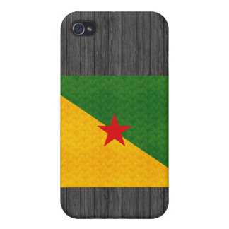 Vintage Pern Guianese Flag iPhone 4/4S Cover