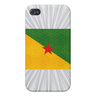 Vintage Pern Guianese Flag Cover For iPhone 4