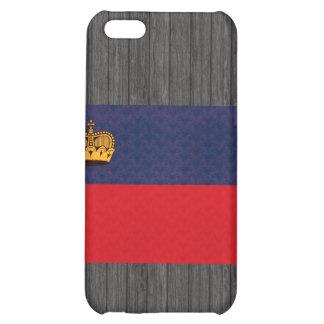 Vintage Pern Liechtensteiner Flag Case For iPhone 5C