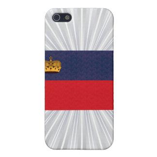 Vintage Pern Liechtensteiner Flag iPhone 5 Cases