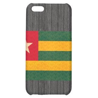 Vintage Pern Togolese Flag iPhone 5C Cases