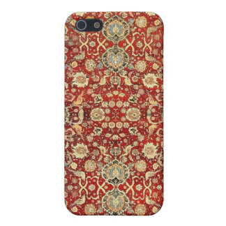 Vintage Persian Pattern iPhone SE/5/5s Cover