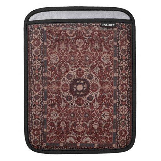 Vintage Persian Tapestry iPad Sleeve