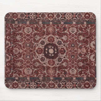 Vintage Persian Tapestry Mouse Pad