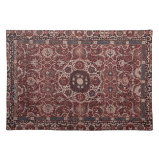 Vintage Persian Tapestry Place Mat