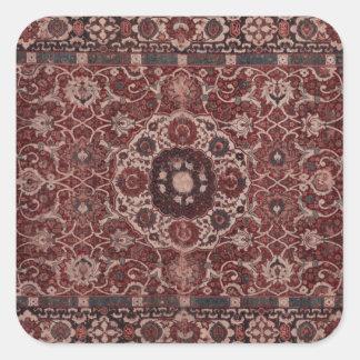 Vintage Persian Tapestry Sticker