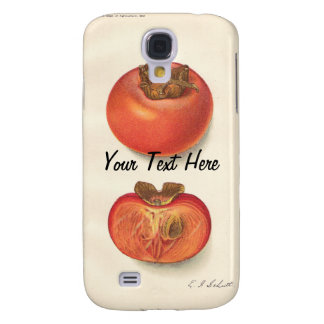 Vintage Persimmons iPhone 3 Speck Case