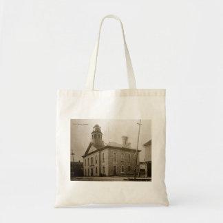Vintage Perth Town Hall Tote Bag
