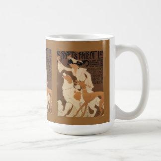 Vintage Pet Design Coffee Mug