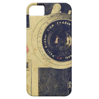 Vintage Petri Camera iphone case