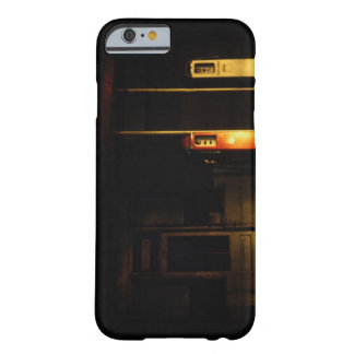 Vintage petrol pumps at night, Riddle, Oregon, Barely There iPhone 6 Case