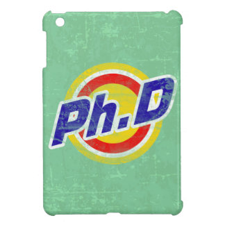 Vintage Ph D or PhD or Doctor Of Philosophy iPad Mini Case