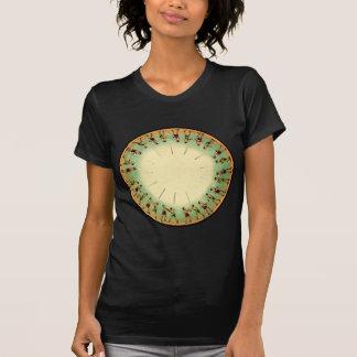 Vintage Phenakistoscope Wheel Boxing Muybridge Tshirt