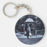 Vintage Philly CA 1900-1910 del parque de Fairmoun Llaveros