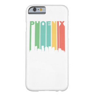Vintage Phoenix Cityscape Barely There iPhone 6 Case