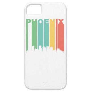 Vintage Phoenix Cityscape iPhone SE/5/5s Case