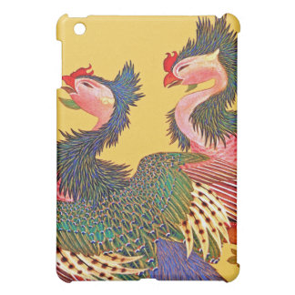 Vintage Phoenix Painting - 不死鳥 -  Cover For The iPad Mini