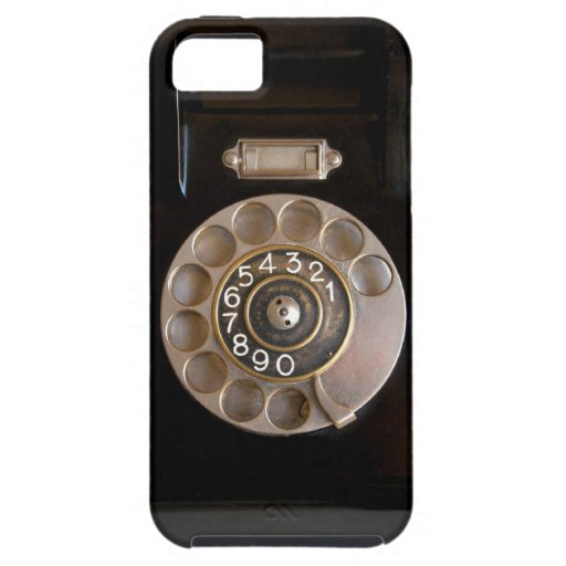 Vintage Phone iPhone 5 Case