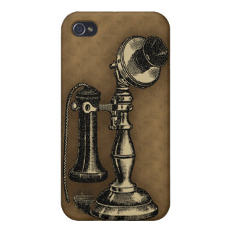 Vintage Phone iPhone Cover Covers For iPhone 4