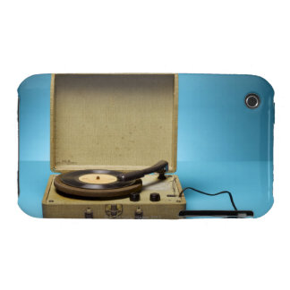 Vintage Phonograph Case-Mate iPhone 3 Cases