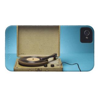Vintage Phonograph iPhone 4 Case-Mate Case