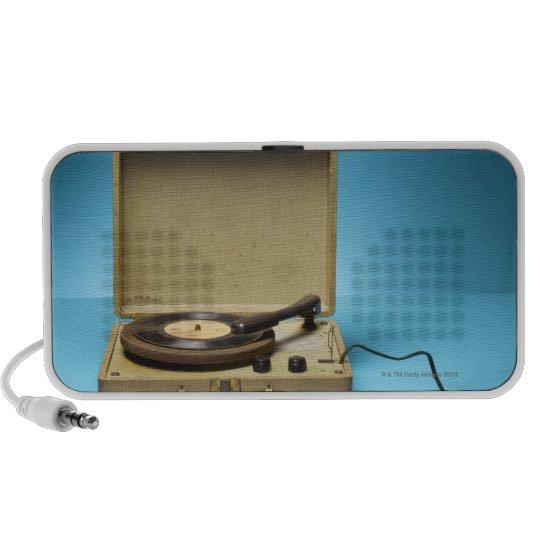 Vintage Phonograph Portable Speaker