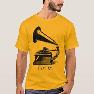 Vintage Phonograph Tee