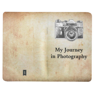 Vintage Photo Camera Journal