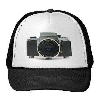 vintage photo camera photographer analog old tool trucker hat