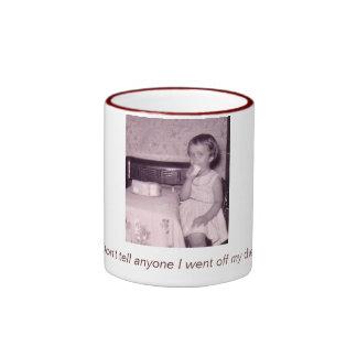 vintage photo diet mug mug