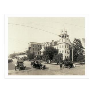 Vintage photo St. Petersburg Florida Postcard