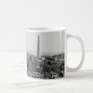 Vintage Photograph of Charlestown Massachusetts Coffee Mug