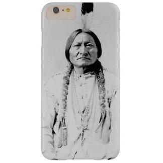 Vintage Photograph of Lakota Leader Sitting Bull Barely There iPhone 6 Plus Case