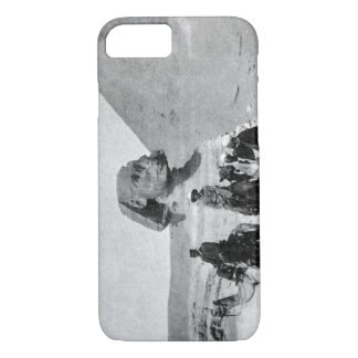Vintage photograph of the Sphinx iPhone 7 Case