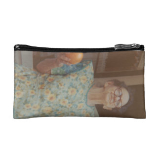 vintage photographs (grandma josephine) makeup bag