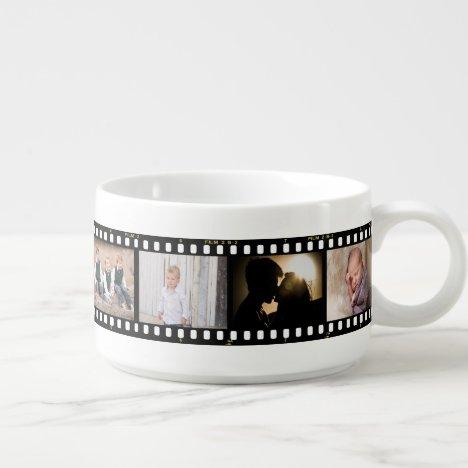 Vintage Photography Film Negative Frame Bowl