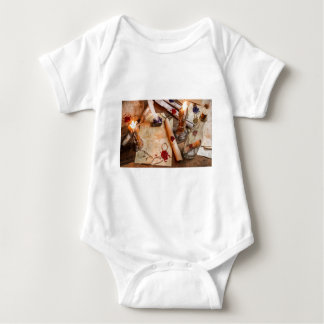 Vintage Photography It so beautiful Baby Bodysuit