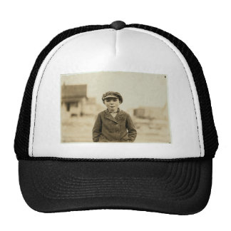 Vintage photography trucker hat