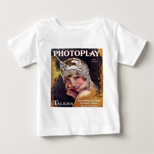 Vintage Photoplay Film Magazine Cover 1929 Tees