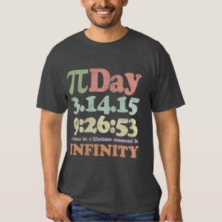 Vintage Pi Day 2015 Shirt