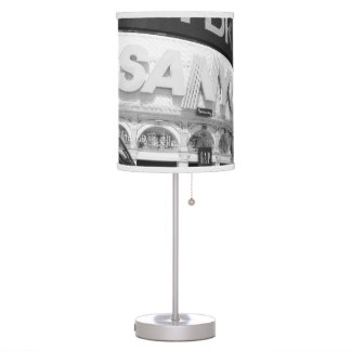 Vintage Piccadilly Circus London Table Lamp