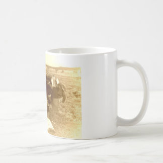 Vintage Picnic Mug