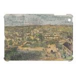Vintage Pictorial Map of Richmond Virginia (1862) iPad Mini Covers