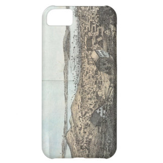 Vintage Pictorial Map of San Francisco 1854 iPhone 5C Case