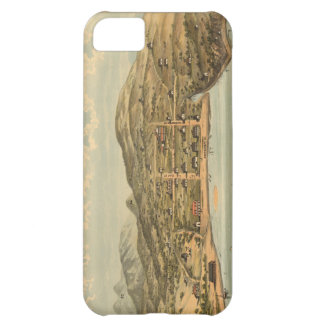 Vintage Pictorial Map of San Francisco 1884 iPhone 5C Covers