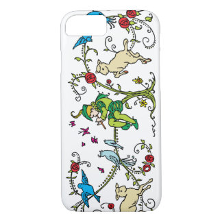 Vintage Pied Piper iPhone 8/7 Case
