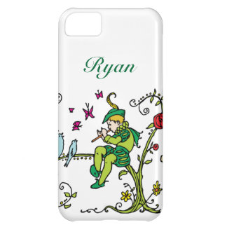 Vintage Pied Piper Personalized Case For iPhone 5C